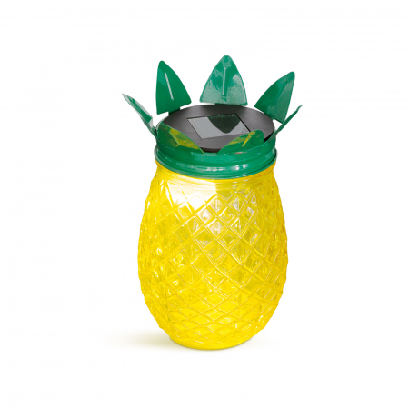 Garden of Eden - Lampă solară LED model ananas 170 x Ø 90 mm0