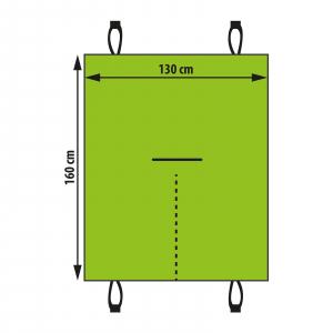 Husa de protectie-scaun pt. animale de companie - 140 x 130 cm2
