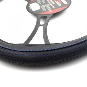CARGUARD - Husă volan auto - negru / albastru PRO1