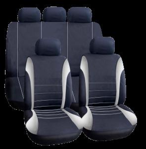 Huse universale pentru scaune auto - gri - CARGUARD0