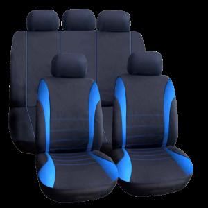 Huse scaune auto universale - Blue0