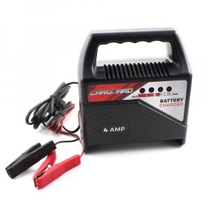 CARGUARD - Redresor auto 12V, 4A (încărcător baterie auto)0