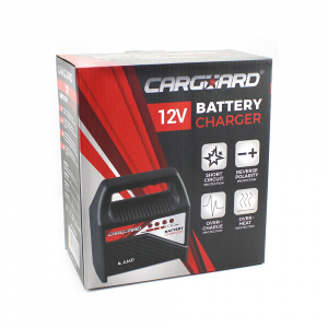 CARGUARD - Redresor auto 12V, 4A (încărcător baterie auto)3