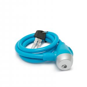 Antifurt bicicletă tip cablu de oţel Ø10 mm [2]