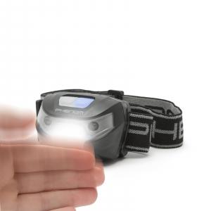 PHENOM - Lampă de cap cu acumulator și pornire cu senzor [2]