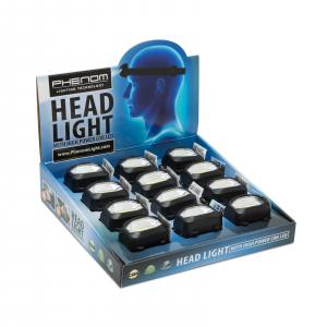 Lampă de cap cu COB LED (intensitate mare)2