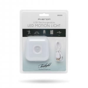 Lampă de ghidare cu senzor de mişcare – USB cu acumulator3