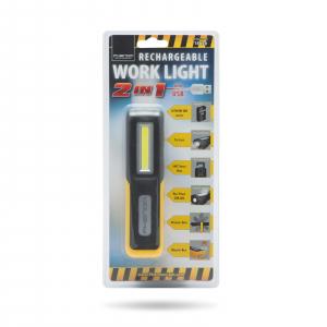 Lampa de lucru cu Acumulator si COB LED [5]