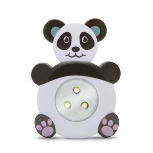 """Lampă de veghe cu buton, model """"Panda"""" [0]"""