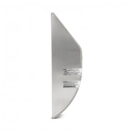 Lampă solară LED - cu senzor de mişcare - alb rece - 170 x 78 mm4