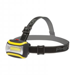 Lampa de cap, cu COB LED - utila pentru ciclism, speologie, reparatii auto, pescuit, camping [1]
