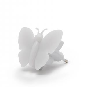 Lumină de veghe model fluture (multicolor)1
