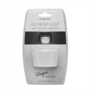 Lumina de veghe LED cu senzor tactil - alb2