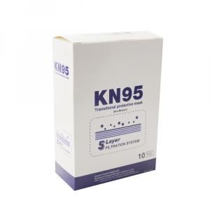 Masca de protectie KN95 = FFP2 cu 5 straturi4
