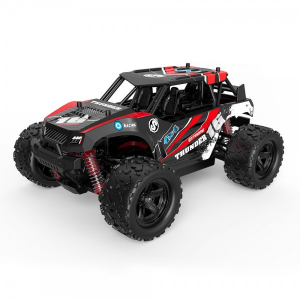 Masina cu Telecomanda Linxtech HS18311 Monster Truck de mare viteza  Off Road Racing Tractiune 4X4  36Km h Scala 1:18 [1]