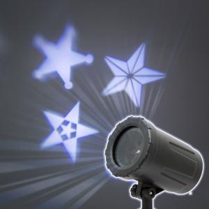 Mini-proiector cu LED, model stele [0]