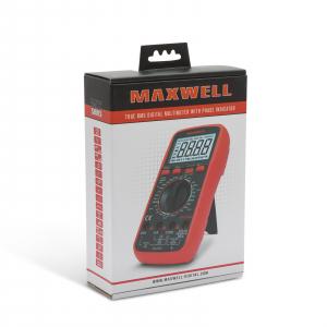 Multimetru digital - masurare inductie, True RMS4