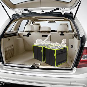 Organizator auto pt. portbagaj, 2 buc. 25 x 30 x 30 cm1