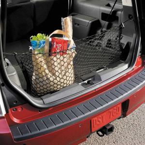 Plasa fixare bagaje in portbagaj - 80 x 80 cm [2]