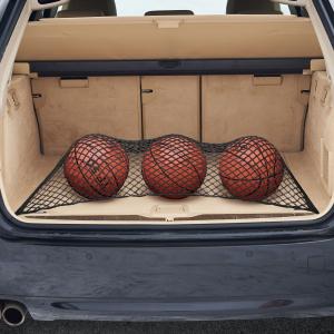Plasa fixare bagaje in portbagaj - 80 x 80 cm [0]