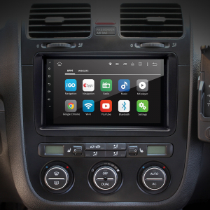 "CARGUARD - Player auto multimedia 2 DIN, cu Touchscreen 7"", Android 6.0.18"