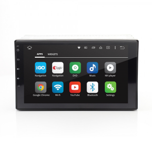 "CARGUARD - Player auto multimedia 2 DIN, cu Touchscreen 7"", Android 6.0.10"