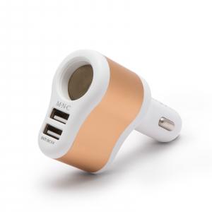 Priză pt. brichetă + 2 x USB 3,1A - alb0