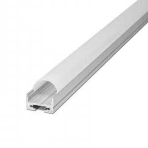 Profil aluminiu  benzi LED, 19x11 mm, 1m [1]