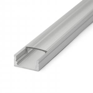 Profil U din aluminiu benzi LED 1000x17x8mm [2]