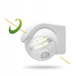 Reflector cu COB-LED, si senzor de miscare si lumina [1]