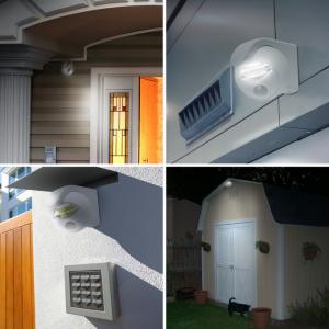 Reflector cu COB-LED, si senzor de miscare si lumina [3]