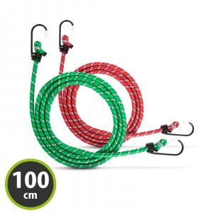 Set cordeline elastice - 2 buc x 100 cm0