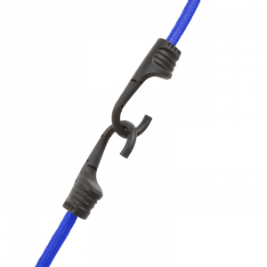 Set de cordeline de fixare profesionale - Albastru - 45 cm x 8 mm - 2 buc. / pachet1