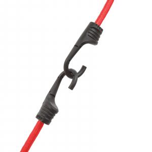 Set de cordeline de fixare profesionale - Roşu - 60 cm x 8 mm - 2 buc. / pachet1