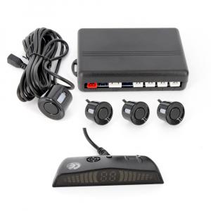 CARGUARD - Set senzori de parcare cu afisaj LED si semnal acustic0