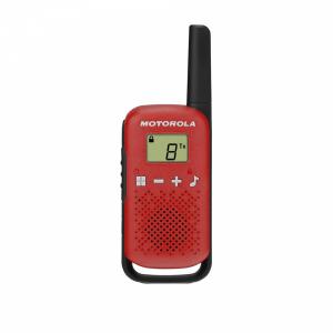 Statie radio PMR portabila Motorola Talkabout T42 RED set 2 buc walkie talkie [1]