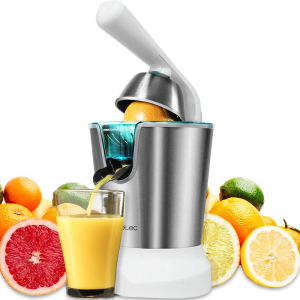 Storcator de citrice Cecotec Zitrus PowerAdjust 600, 600w, Anti picurare, 2 conuri, filtru reglabil [0]