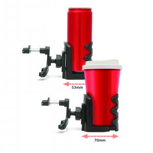 Suport pt. doze bautura cu fixare in grila de ventilatie2