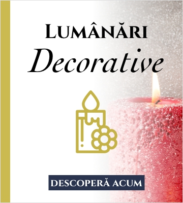 Lumanari decorative