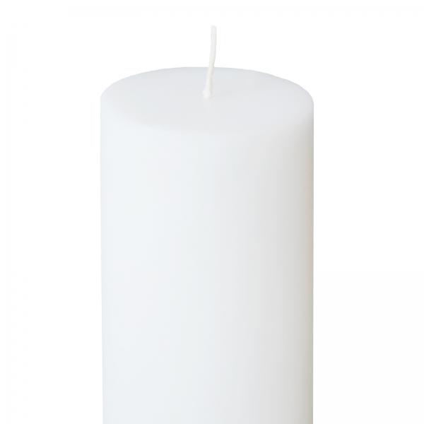 Lumanare Botez Alba H60cm D4,5cm [1]