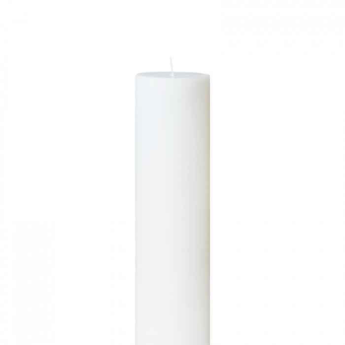 Lumanare Botez Alba H35cm D5,5cm [1]