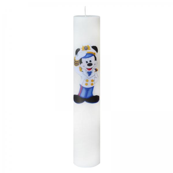 Lumanare Botez Marinarul Mickey H40m D5,5cm 0