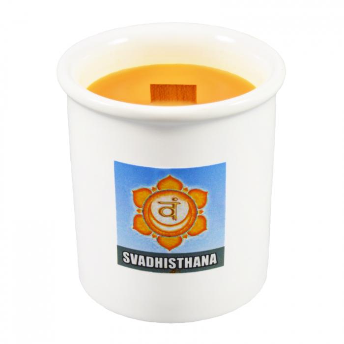 Lumanare Chakra Svadhisthana 0