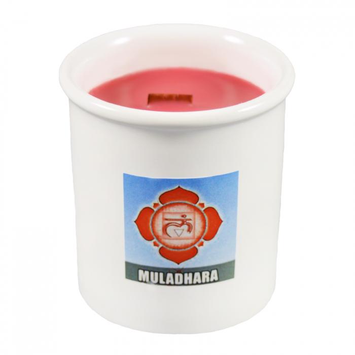 Lumanare Chakra Muladhara 0