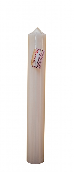 Set 2 Lumanari Nunta H40cm D4,5cm 3