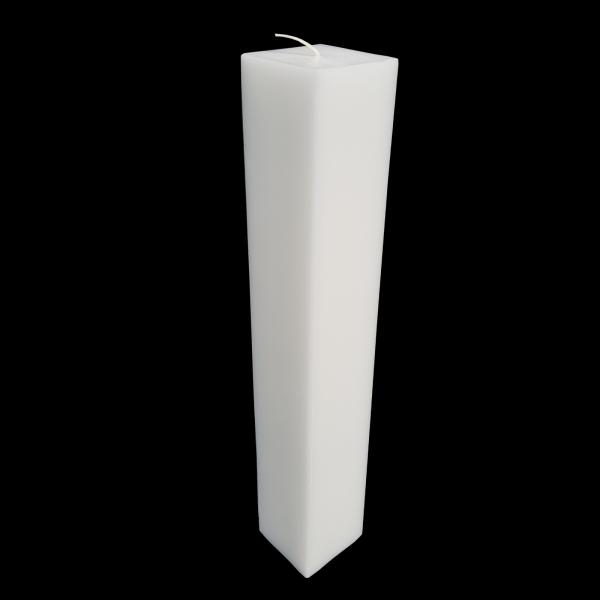 Lumanare Botez Patrata H35cm L5.5cm 3