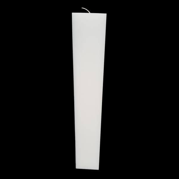 Lumanare Botez Patrata H40cm L5.5cm 1