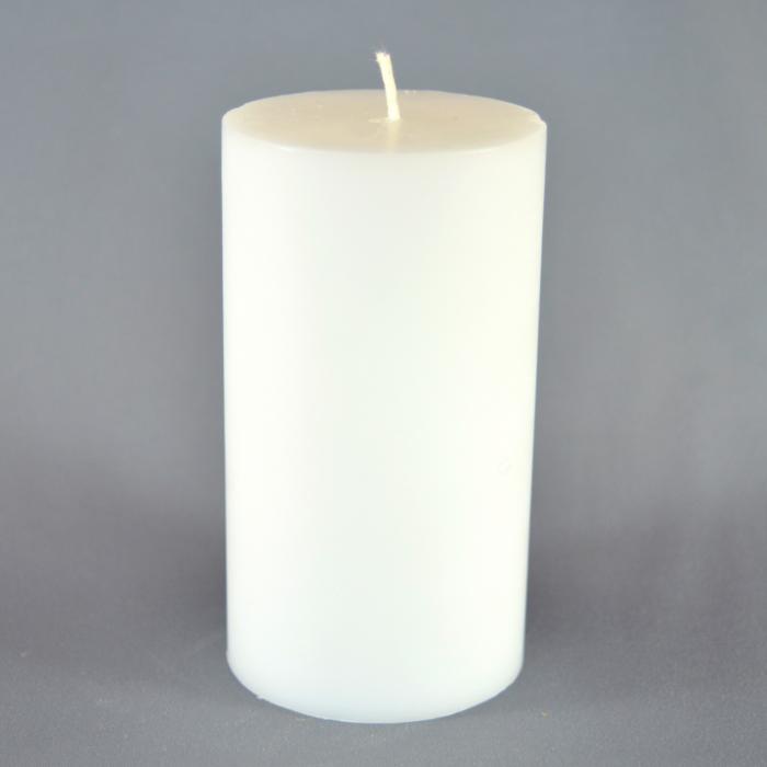 Bax 12 Marturii albe H7cm D5,5cm 4