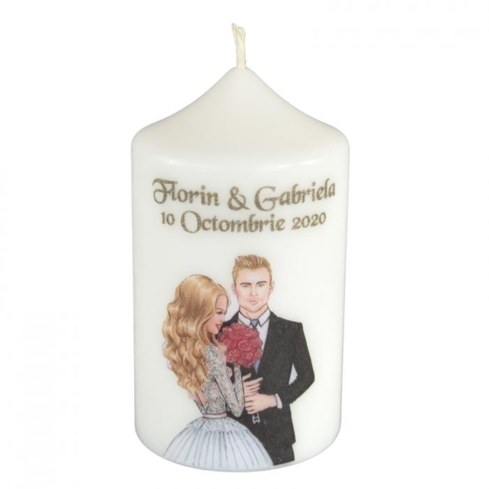 Marturie nunta H13cm H6cm N43 [2]