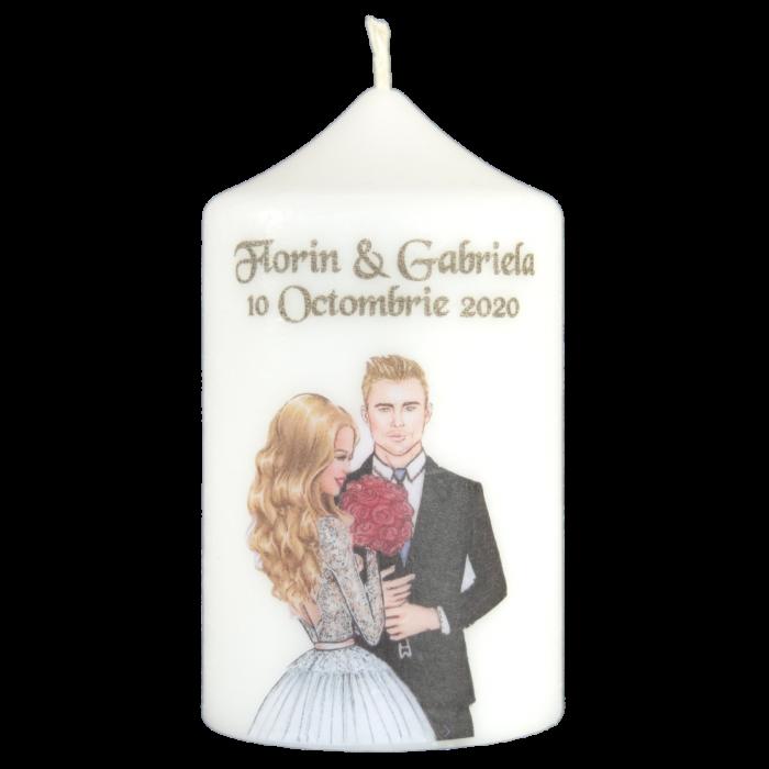 Marturie nunta H13cm H6cm N43 [3]